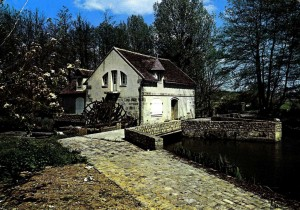 Moulin de Chantereine